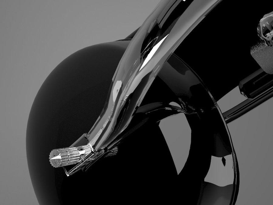 Alarm Clock royalty-free 3d model - Preview no. 17