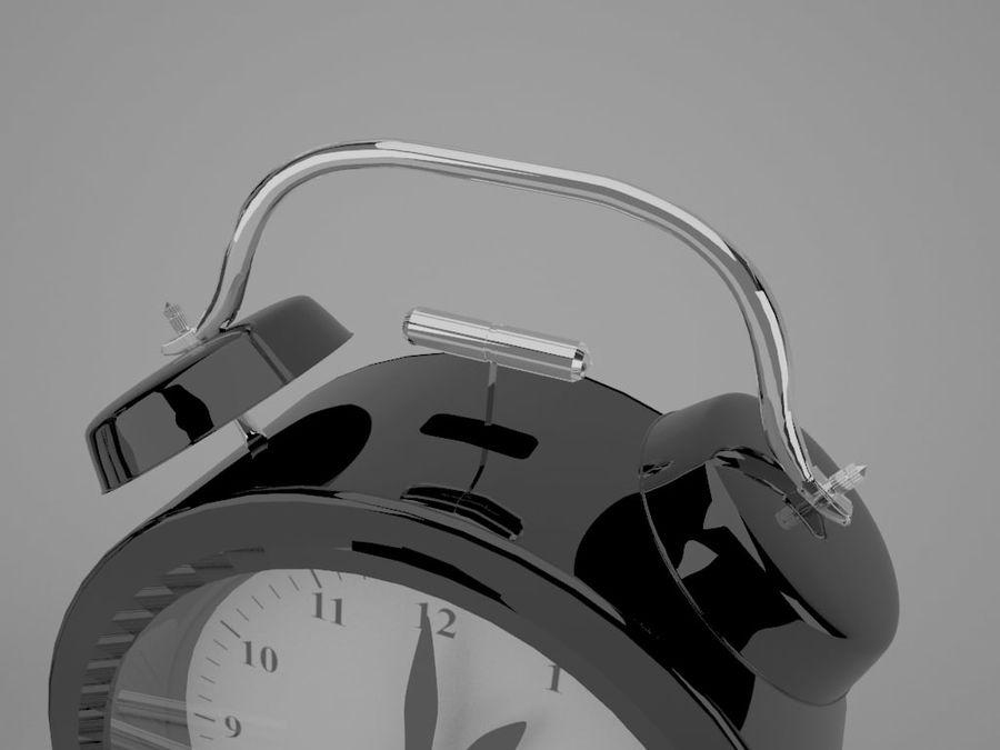 Alarm Clock royalty-free 3d model - Preview no. 4