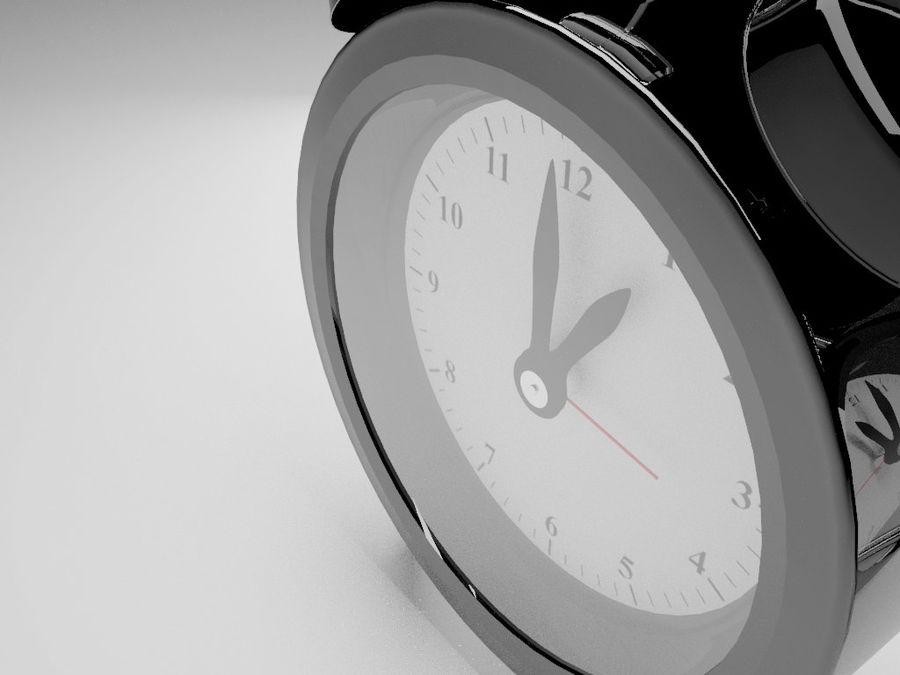 Alarm Clock royalty-free 3d model - Preview no. 14