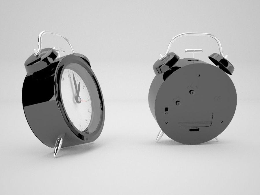 Alarm Clock royalty-free 3d model - Preview no. 12