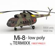 Mi-8 Skin 6 3d model