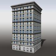대표성 건물 3d model