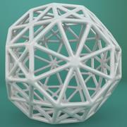 Geometric Shape 025 3d model