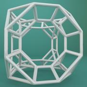 Geometric Shape 039 3d model