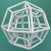 Geometric Shape 041 3d model