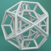 Geometric Shape 047 3d model
