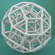 Geometrik Şekil 048 3d model