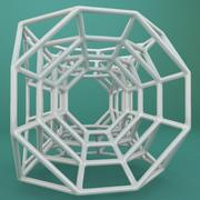 Geometric Shape 055 3d model
