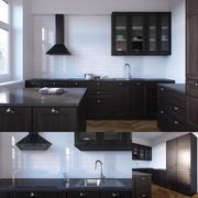 LAXARBY厨房 3d model