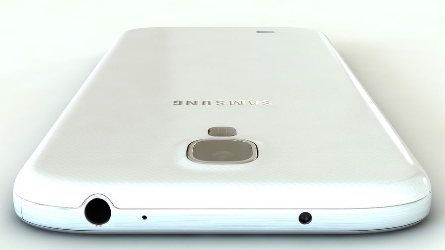 Samsung Galaxy S4 royalty-free 3d model - Preview no. 8