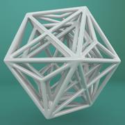 Geometric Shape 083 3d model