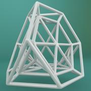 Forme géométrique 091 3d model