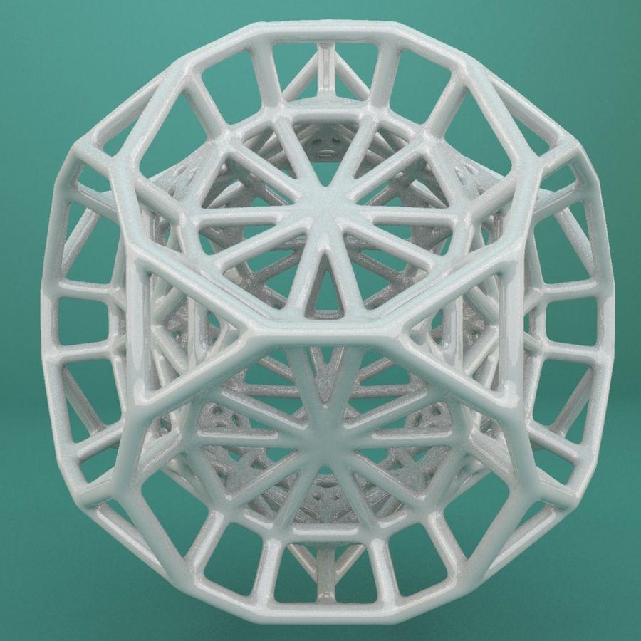 Geometrik Şekil 103 royalty-free 3d model - Preview no. 2