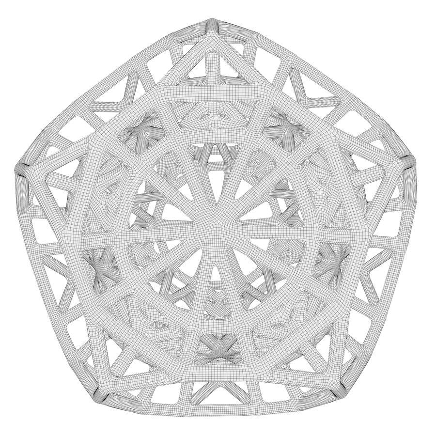 Geometrik Şekil 103 royalty-free 3d model - Preview no. 7