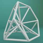 Geometric Shape 108 3d model
