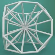 Geometric Shape 109 3d model