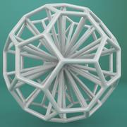 Geometric Shape 116 3d model