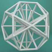 Geometric Shape 117 3d model
