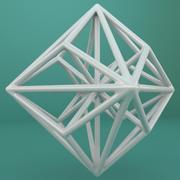Geometric Shape 119 3d model