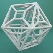 Geometric Shape 138 3d model