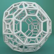 Geometric Shape 140 3d model