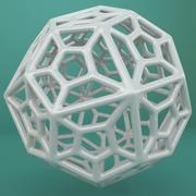 Geometrik Şekil 142 3d model