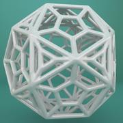 Geometric Shape 145 3d model