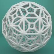 Geometrik Şekil 146 3d model