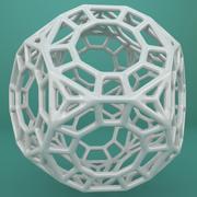 Geometric Shape 148 3d model