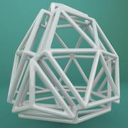 Geometric Shape 150 3d model
