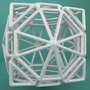 Geometric Shape 151 3d model