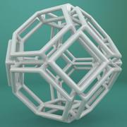 Geometric Shape 156 3d model