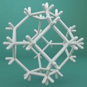 Geometric Shape 165 3d model