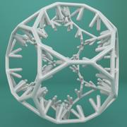 Geometric Shape 173 3d model