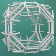 Geometric Shape 177 3d model