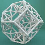 Geometric Shape 181 3d model