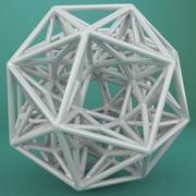Geometric Shape 188 3d model