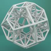 Geometrik Şekil 189 3d model