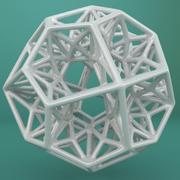 Geometric Shape 189 3d model