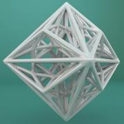 Geometric Shape 193 3d model