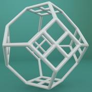 Geometrik Şekil 195 3d model