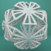 Geometric Shape 201 3d model