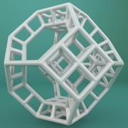 Geometric Shape 204 3d model