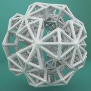 Geometric Shape 209 3d model
