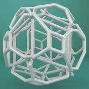 Geometric Shape 220 3d model