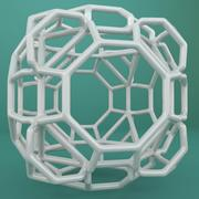 Geometrik Şekil 223 3d model