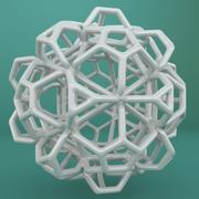 Geometrik Şekil 225 3d model