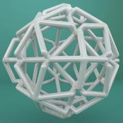 Geometric Shape 228 3d model