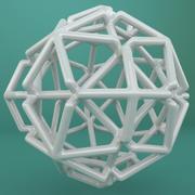 Geometrik Şekil 228 3d model