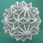 Geometric Shape 235 3d model
